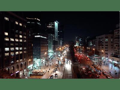 Video Santiago Centro de noche DJI_0055