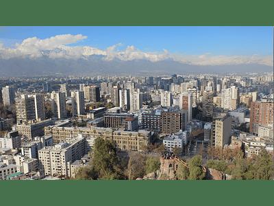 Video Santiago cerro Santa Lucia 011