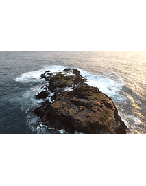 video Los Vilos Coquimbo mar y rocas 09