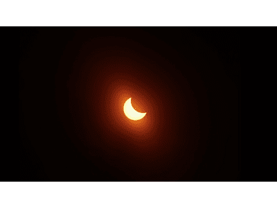 video eclipse solar Clip 04