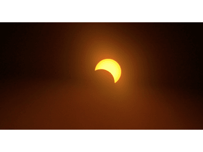video eclipse solar Clip 02
