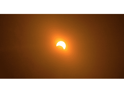 video eclipse solar Clip 01
