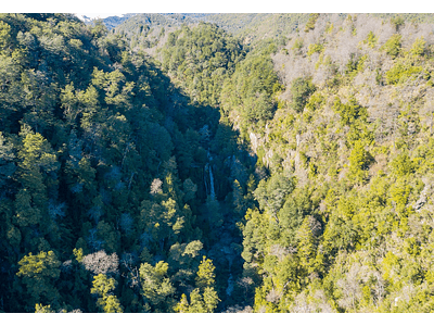 Photo waterfall las vultures 0273
