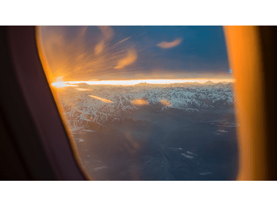 photo by the window, the snowy Andes DJI_0814