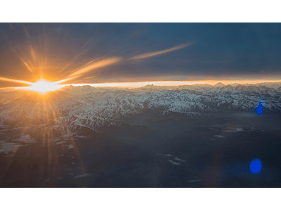 photo by the window, the snowy Andes DJI_0815