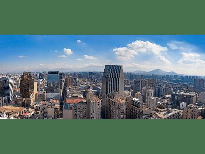 Foto panorama Santiago Centro 011