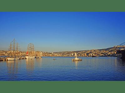 foto Valparaiso vessels 0001