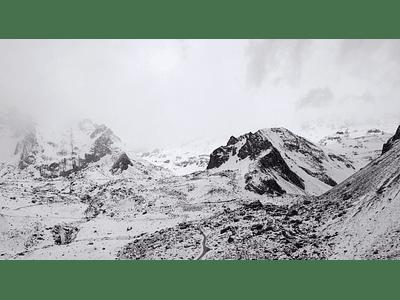 video snowy peaks 03
