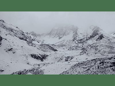 video snowy peaks 05