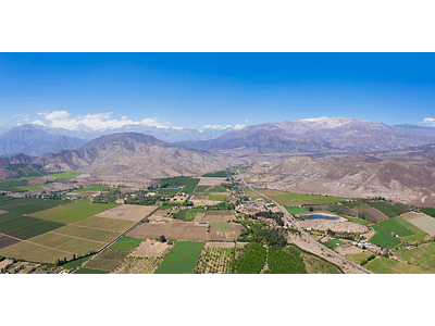 photo fields of Los Andes Panoramica 75