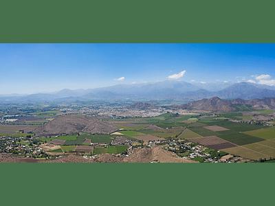 foto pueblo de Los Andes - pano 011