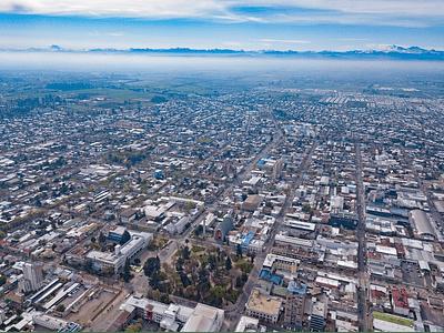 foto ciudad de Chillán DJI_0046