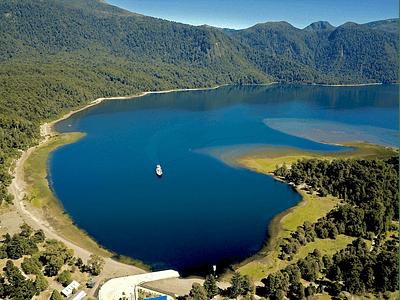 Photo Pirihueico Lake DR_1684