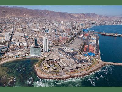 Antofagasta Port Photo # 01