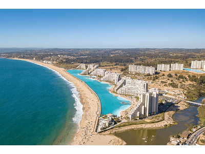 Photo Hotel in Algarrobo beach # 01