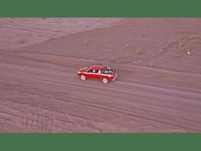 Video Camioneta en Desierto de Atacama Chile #01