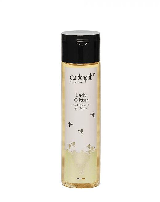 Lady glitter (807) - gel de ducha 250ml