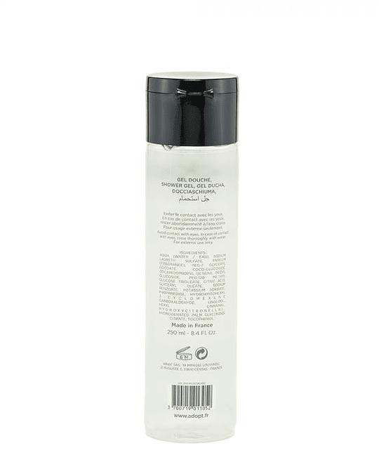 Musc blanc (500) - gel de ducha 250ml