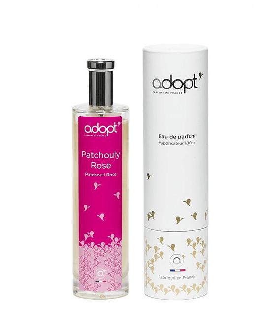 Patchouly rose (20) - eau de Parfum 100ml