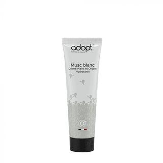 Musc blanc (500) -  crema hidratante para manos y uñas 30ml