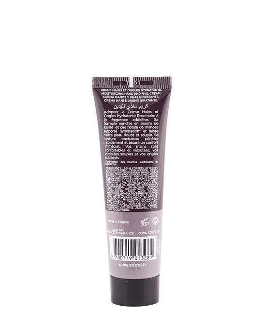 Rose noire (31) - crema hidratante para manos y uñas 30ml