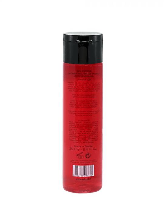 Red dress (118) - gel de ducha 250ml