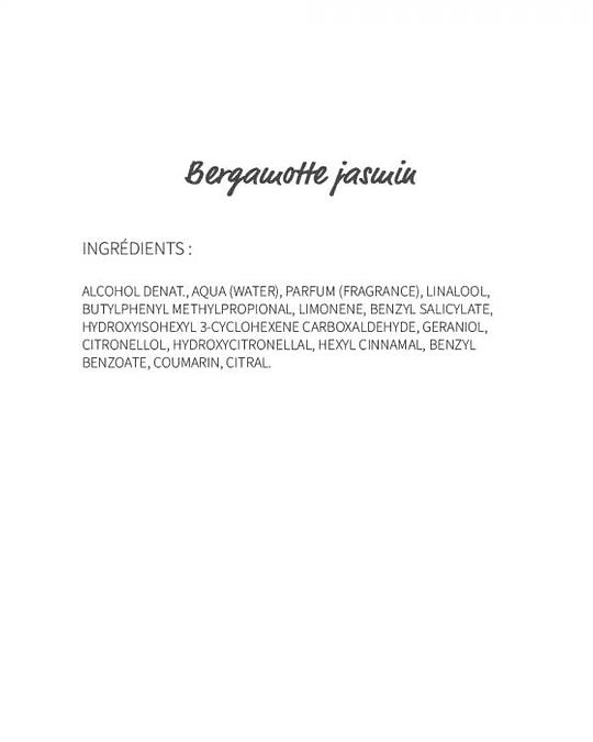 Bergamote Jasmin (906) - eau de parfum roll-on 10ml