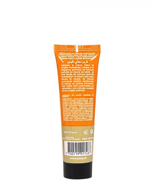 Cubana (258) - crema hidratante para manos y uñas 30ml