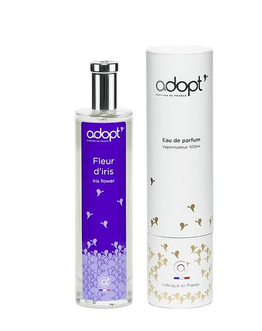 Fleur d'iris (124) - eau de parfum 100ml
