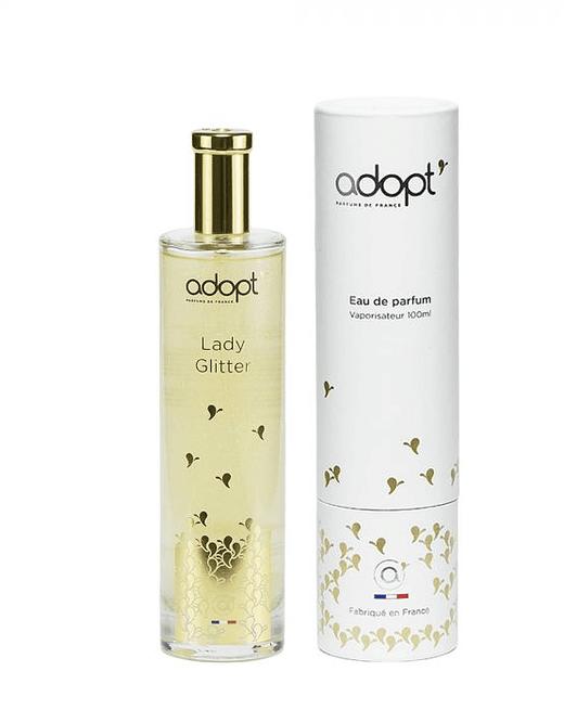 Lady glitter (807) - eau de parfum 100ml