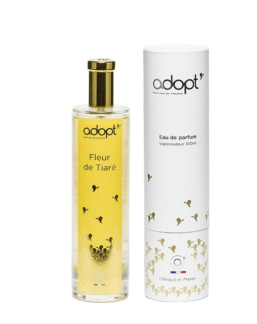 Fleur De Tiaré Paillettes (910) -  - eau de parfum pailletée 100ml