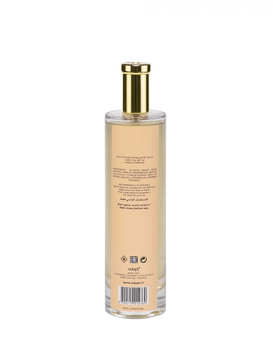 L'or des sables (14) - eau de parfum 100ml