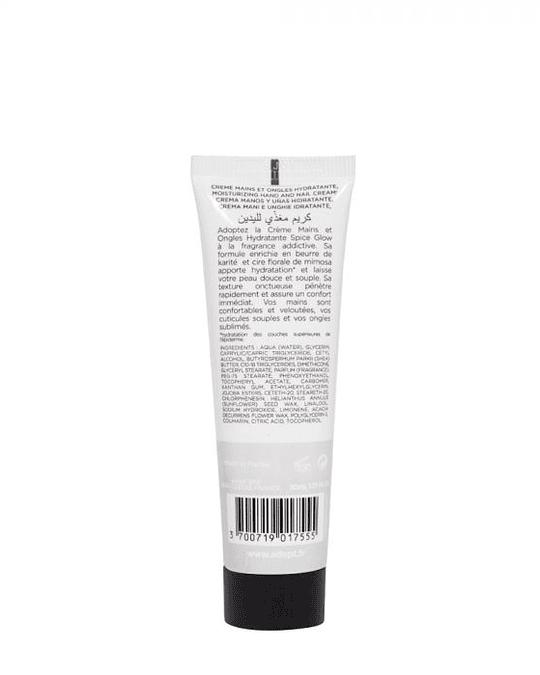 Spice glow (128) - crema hidratante para manos y uñas 30ml