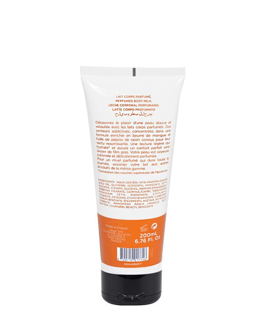 Patchouly (162) - leche corporal 200ml