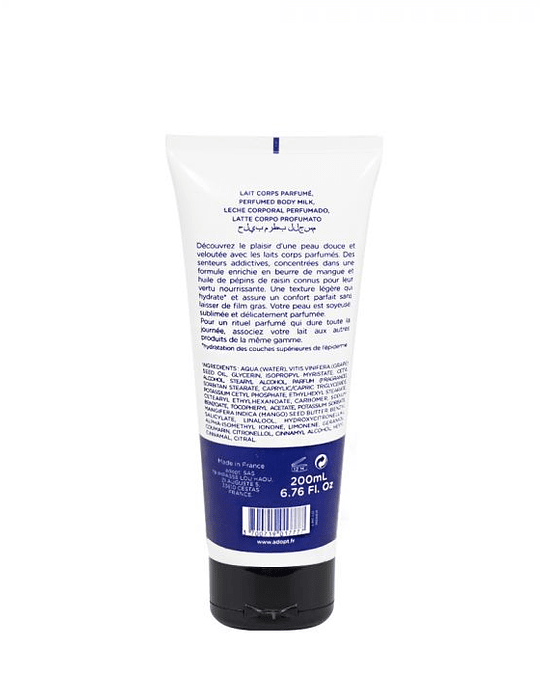 Midnight for her (114) - leche corporal 200ml