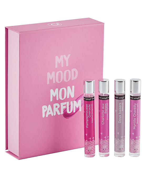 Caja eau de parfum roll- on 10ml