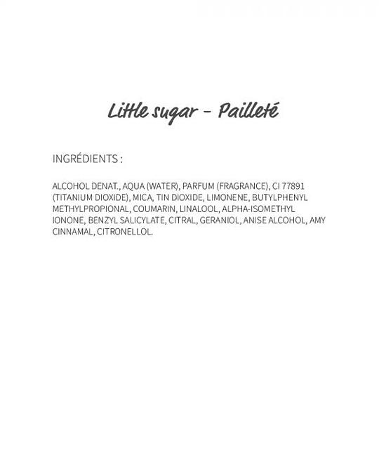 Little Sugar Pailleté (909) - eau de parfum 30ml