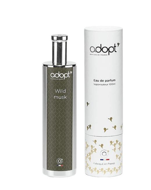Wild musk (907) - eau de parfum 100ml