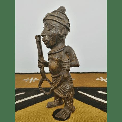 Bronze Ife Warrior