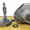 Funeral Pot in Bronze Dogon