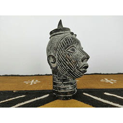 Cabeça Ife de Bronze