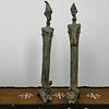 Bronze Dogon Couple