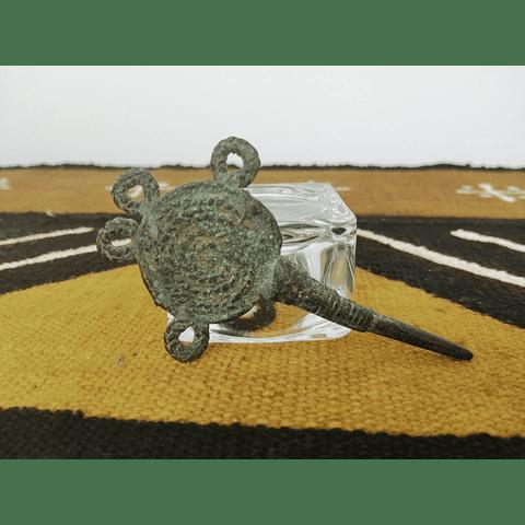 Bronze Dogon Crochet Needle