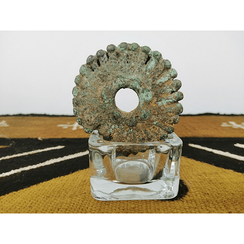 Pingente Sirus em Bronze