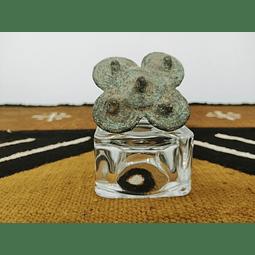 Bronze Dogon Clover Ring