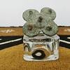 Anel de Trevo Dogon em Bronze