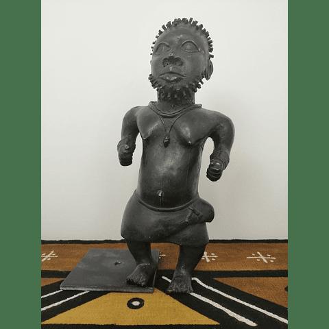 Edo Dwarf em Bronze