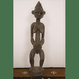 Senufo Female Statue