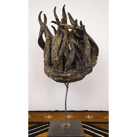 Anyi Guere War Mask
