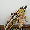 SOLD - Bozo Bird Puppet